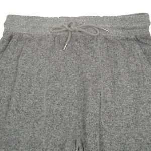 Grey Fleece Urban Outfitter Cozy Jogger Sweatpants